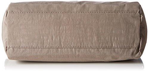 Kipling ELYSIA K43791828 Damen Schultertaschen 80x38x29 cm (B x H x T) Warm Grey
