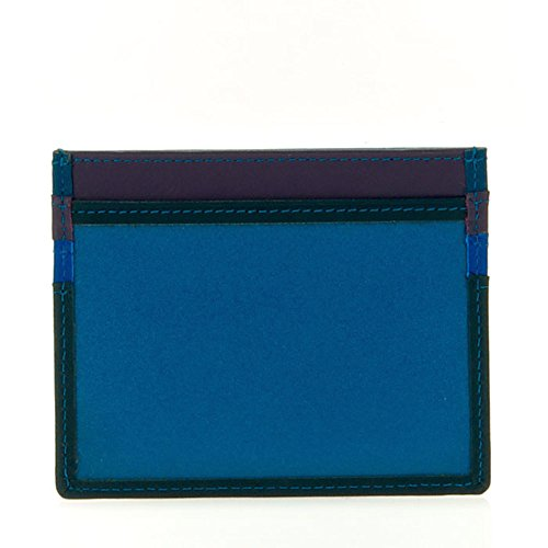 Mywalit Kartenetui aus Leder, klein 10 cm