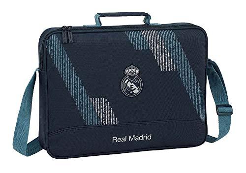 Safta- Cartera Extraescolares Real Madrid