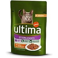 Ultima Comida Húmeda para Gatos Esterilizados ...