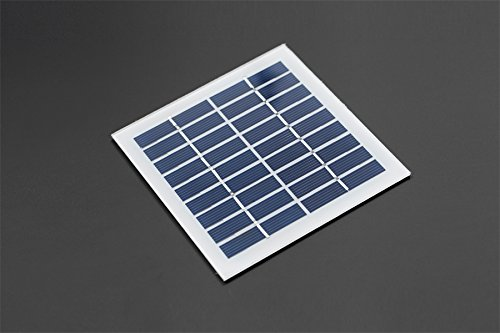 Need a clean energy source for your project? Check out this compact,high quality,high output endurable solar panel.The peak power output is around 9V at 220mA.Can also be used in series to work as recharger for 12V batteries.Ultra-white glass laminat...