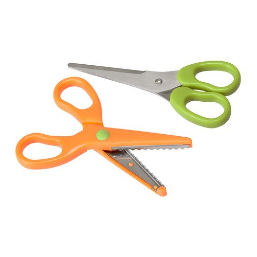 IKEA MALA - Scissors, set of 2