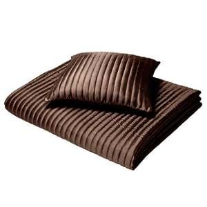 tafetta satin streifen gesteppte moderne doppelbett bettgarnitur tagesdecke bett berwurf bett. Black Bedroom Furniture Sets. Home Design Ideas