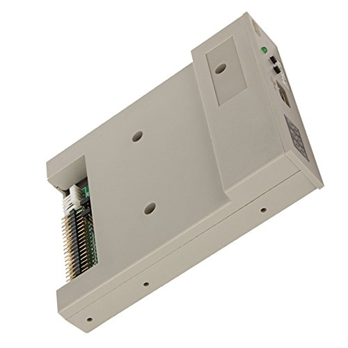 BQLZR Grau Floppy USB Diskettenlaufwerk Konverter Emulator SFRM72-FU-DL - 2