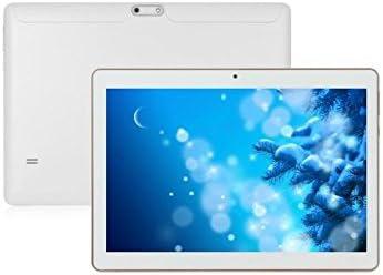 ibowin® P130 10.1 Pulgadas 1280x800 IPS Resolución Tablet PC Allwinner A33 Quad Core 1G RAM 16G ROM Android 4.4 Bluetooth WIFI * Función de llamada 3G no, El modelo M130 tiene ranura para tarjeta SIM * (Blanco)