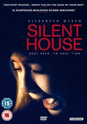 Silent House [DVD] by Elizabeth Olsen