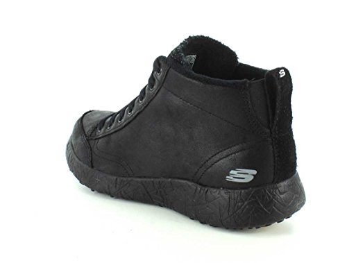 Skechers BURST CARRIED AWAY nero sneakers scarpe donna memory foam 12784 Nero