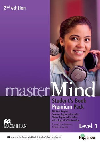 Mastermind AE Level 1 Student's Book Pack Premium by Mickey Rogers (2015-02-13)