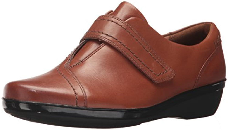 Clarks Wouomo Everlay Dixey Slip-On Loafer, Loafer, Loafer, Marronee, 11 W US | Prodotti di alta qualità  4f73e9