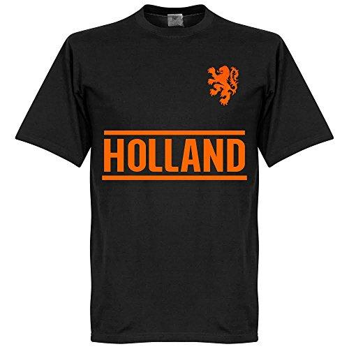 Holland Team T-Shirt - schwarz - 5XL