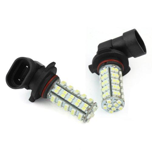RHX H10 9140 9145 68-SMD LED-Lampen (12 V) für Nebelleuchte, 2 Stück