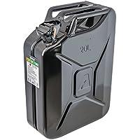 Arnold 6011-X1-2002 - Bidón para combustible (20 L, color negro