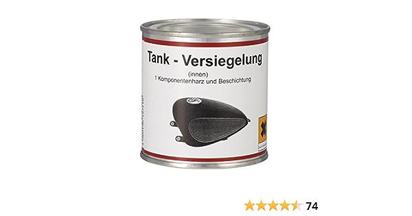 Wagner Transparentes Einkomponentenharz Zur Tankversiegelung 072175 175 Ml Auto