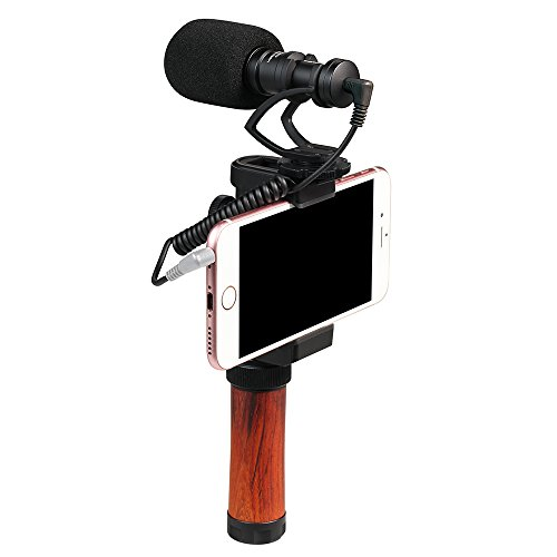 Comica CVM-VM10II Compact on Camera Microphone Cardioid