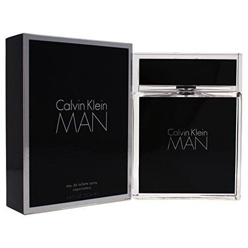 Calvin Klein CK MAN, Agua de tocador para hombres - 100 ml.