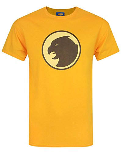 Herren - DC Comics - Hawkman - T-Shirt (L) (Graphic T-shirt Dc)