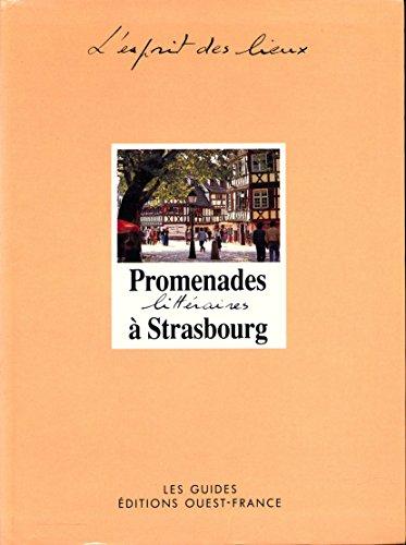 Promenades littéraires à Strasbourg