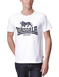 Lonsdale Logo - T-Shirt Sportswear - Homme