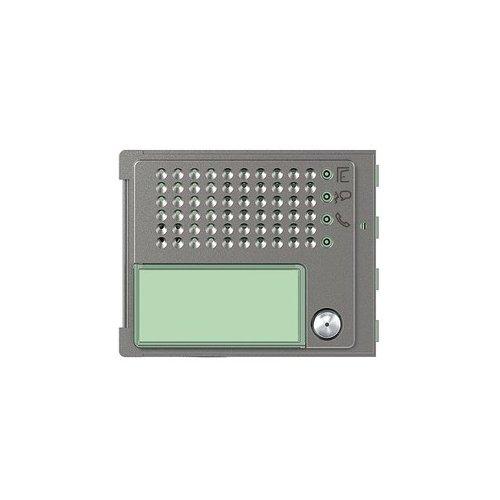 BTICINO PLACAS Y EQUIPOS PORTERO 351115 - FRONTAL MOD AUDIO 1P1C ROBUR