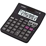 Casio MJ-12D Desktop Calculator (Grey)