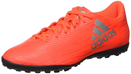 adidas X 16.4 Tf, Entraînement de football homme Multicolore - Multicolore (Solred/Silvmt/Hirere)