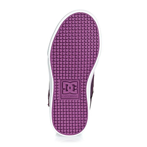 Kinder Sneaker DC Spartan High Ev Sneakers Mädchen Purple