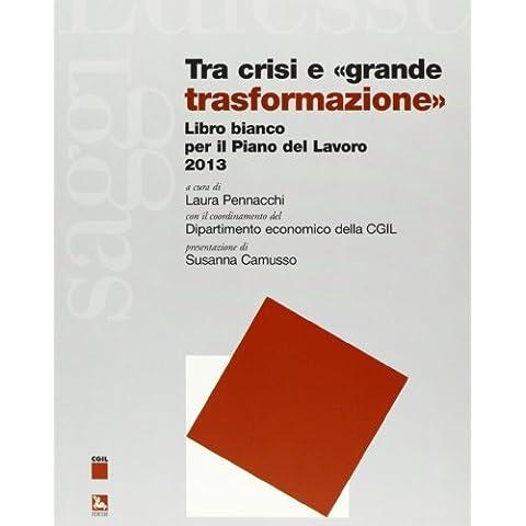 Tra crisi e «grande trasformazione». Libro bianco per il Piano