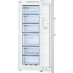 Congélateur Bosch GSV29VW31,série 4 / A++ / hauteur 161cm / 194kWh/année / 198l, partie refroidissement/réfrigérateur debout