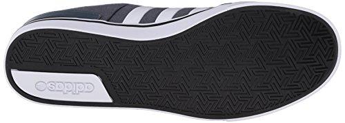 Adidas Neo Hawthorn St Shoe, noir / noir / blanc, 6,5 M Us Lead/White/Black