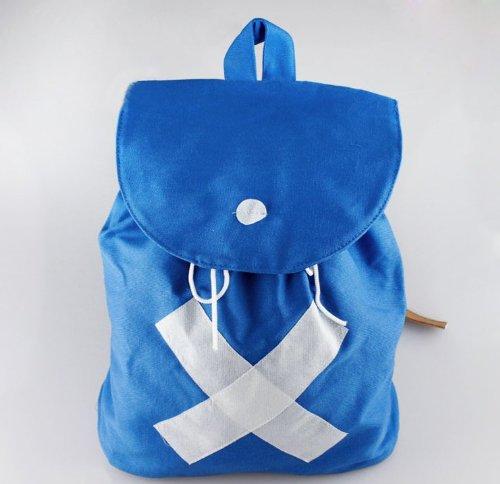 Kostüm One Piece Chopper - One Piece Chopper Rucksack Schultasche Kostüm blau Tasche