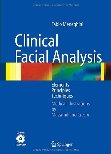 Clinical Facial Analysis: Elements, Principles, and Techniques by Meneghini, Fabio (2005) Hardcover