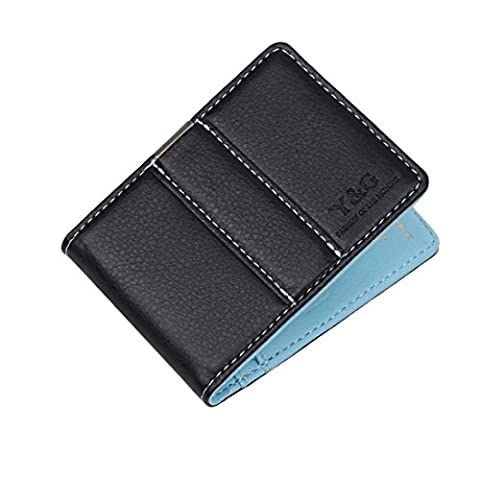 YCM15B03 Perfect Best Creative Fashion Stainless Steel Money Clip Leather