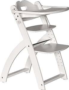 design hochstuhl treppenhochstuhl yaris buche wei inklusive tisch und sitzkissen. Black Bedroom Furniture Sets. Home Design Ideas