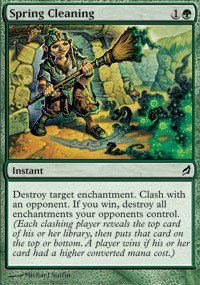 Preisvergleich Produktbild Magic: the Gathering - Spring Cleaning - Lorwyn by Wizards of the Coast