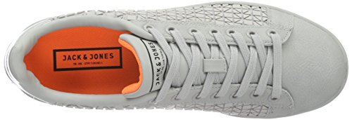JACK & JONES Herren Jfwbane Scifi Sneaker Low-Top Grau (Vapor Blue)