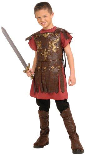 Imagen de fancydressfactory  disfraz de gladiador para niño, talla l 882800l