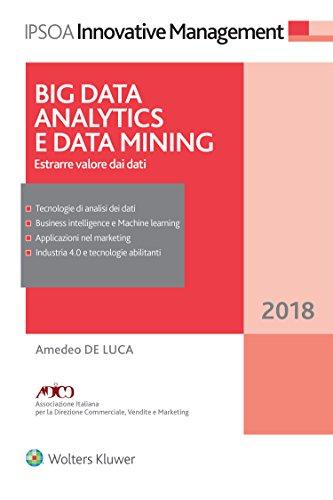 Big Data Analytics e Data Mining (Innovative management)
