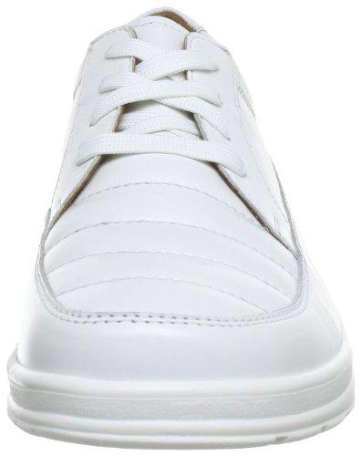 Ganter 5-257531-02000, Chaussures basses homme Blanc (Weiss 0200)