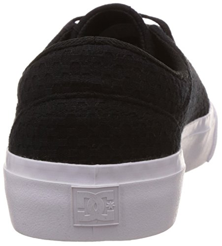 DC Shoes Trase TX Se M, Baskets Basses Homme Noir (Black 001)