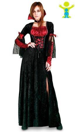 Imagen de disfraz de vampiresa lucinda mujer m/l