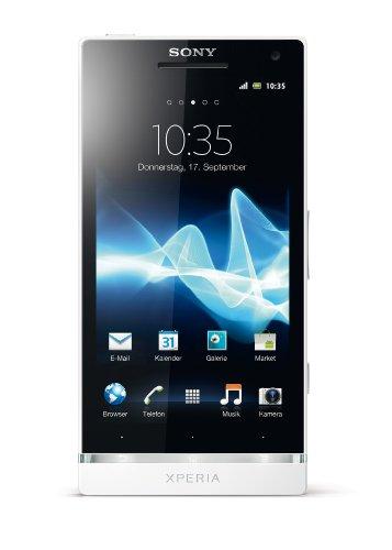 Foto Sony Xperia S Smartphone (10,9 cm HD-display, fotocamera da 12 Megapixel, 1,5 gHz Dual-Core-processore, NFC)