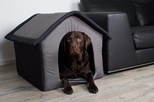 Stoff-Hundehütte / Hundehöhle - 2