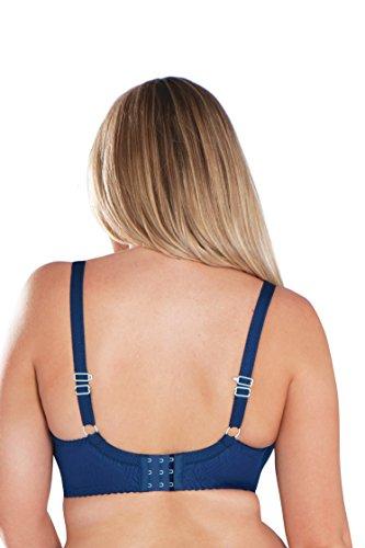 Curvy Kate Damen BH Smoothie Soul Plunge Bra blau (marineblau)