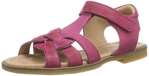 Bisgaard Sandals, Sandales ouvertes fille, Rose (139 Magenta), 31