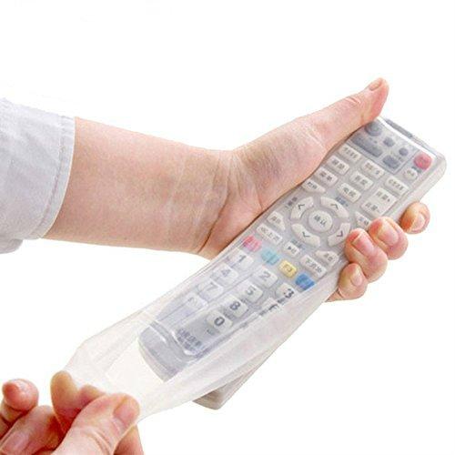TV Air Condition - Funda impermeable de silicona para mando a distancia