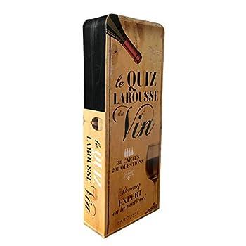 Le quiz Larousse du vin