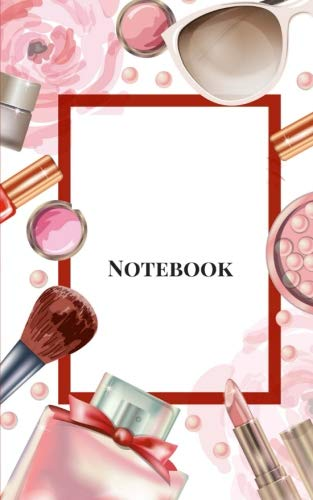Notebook: Fashion Composition Notebook, Small Composition Book, Journal, Cute Notebooks, Cool Notebooks, School Books (Small 5 x 8), College Ruled Notebook.