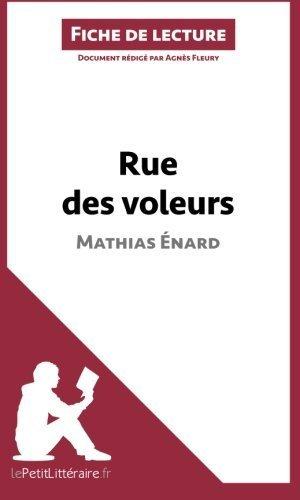 Rue Des Voleurs [Pdf/ePub] eBook