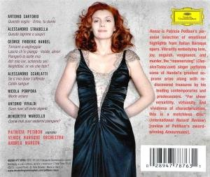 Rosso : Airs Baroques Italiens