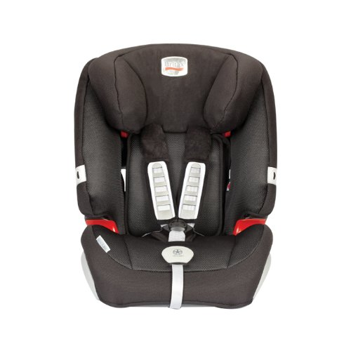 Britax Evolva 1-2-3 Plus Group Car Seat (Jet)